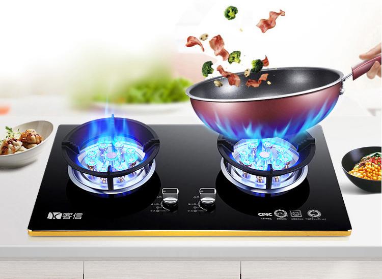 大火力燃气炉灶煤气灶是什么样的?