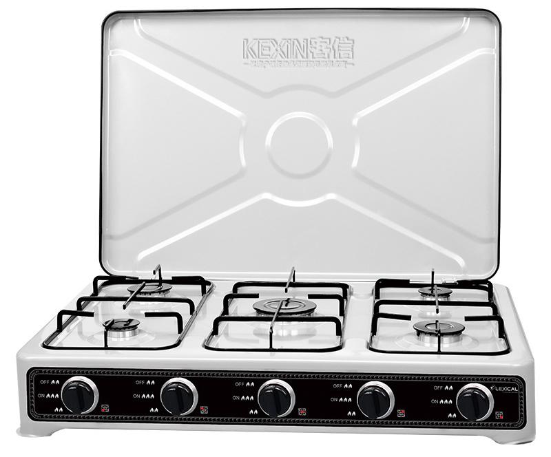 台式带翻盖厨房灶具,厨房炉具生产批发